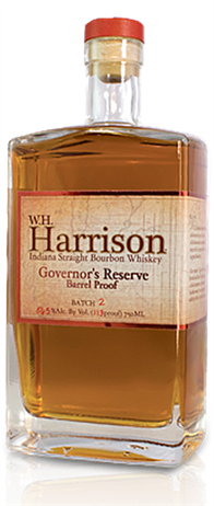 W.H. Harrison Bourbon Governor's Reserve
